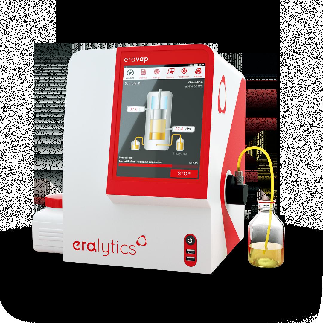Eralytics Vapor Pressure Testers Unmatched Precision