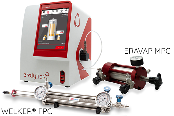 Pressurized Sampling Solutions MPC and FPC