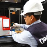 OSINERGMIN engineer uses an ERASPEC for on-site fuel testing