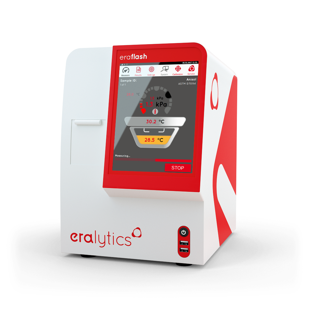 Lubricant Suppliers Y Mail: Eralytics Flash Point Testers