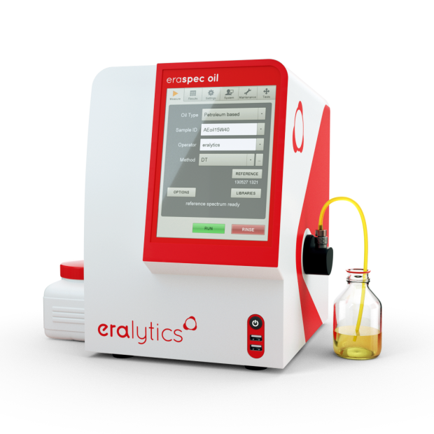 ERASPEC OIL - Lube Oil Analyzer